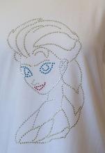 Bling Frozen Elsa Hoodie